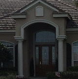Orlando FL custom home builder project