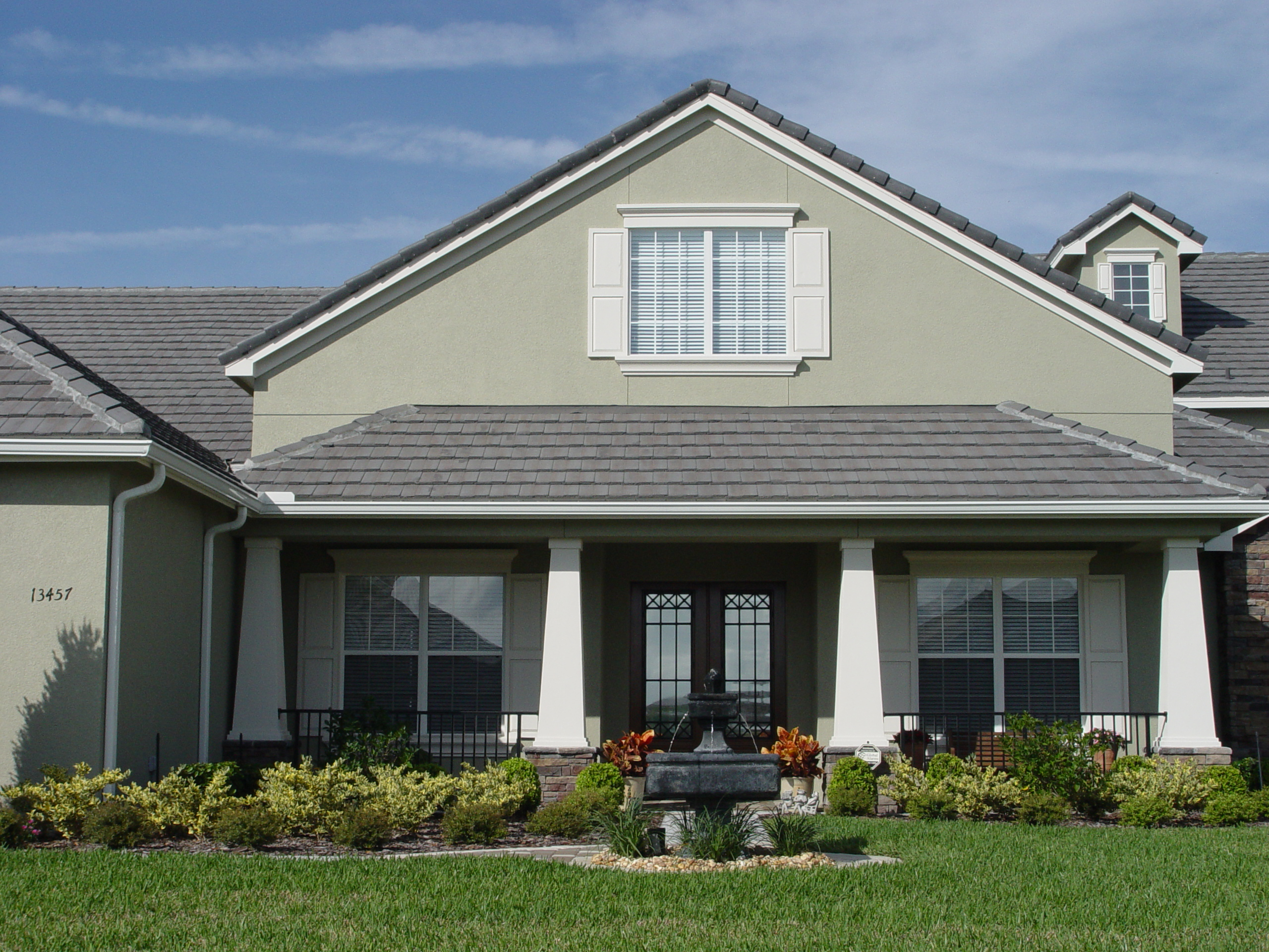 Florida custom home builders orlando fl for Custom home builder contract